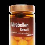 BIO Mirabellen Kompott