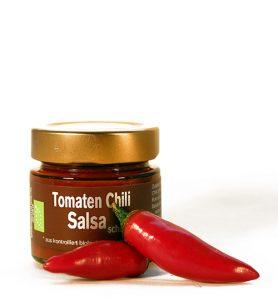 BIO Tomaten Chili Salsa