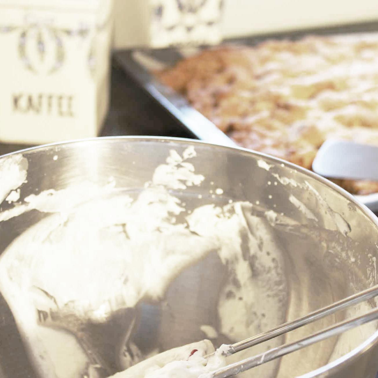 Kochatelier - bei der Arbeit