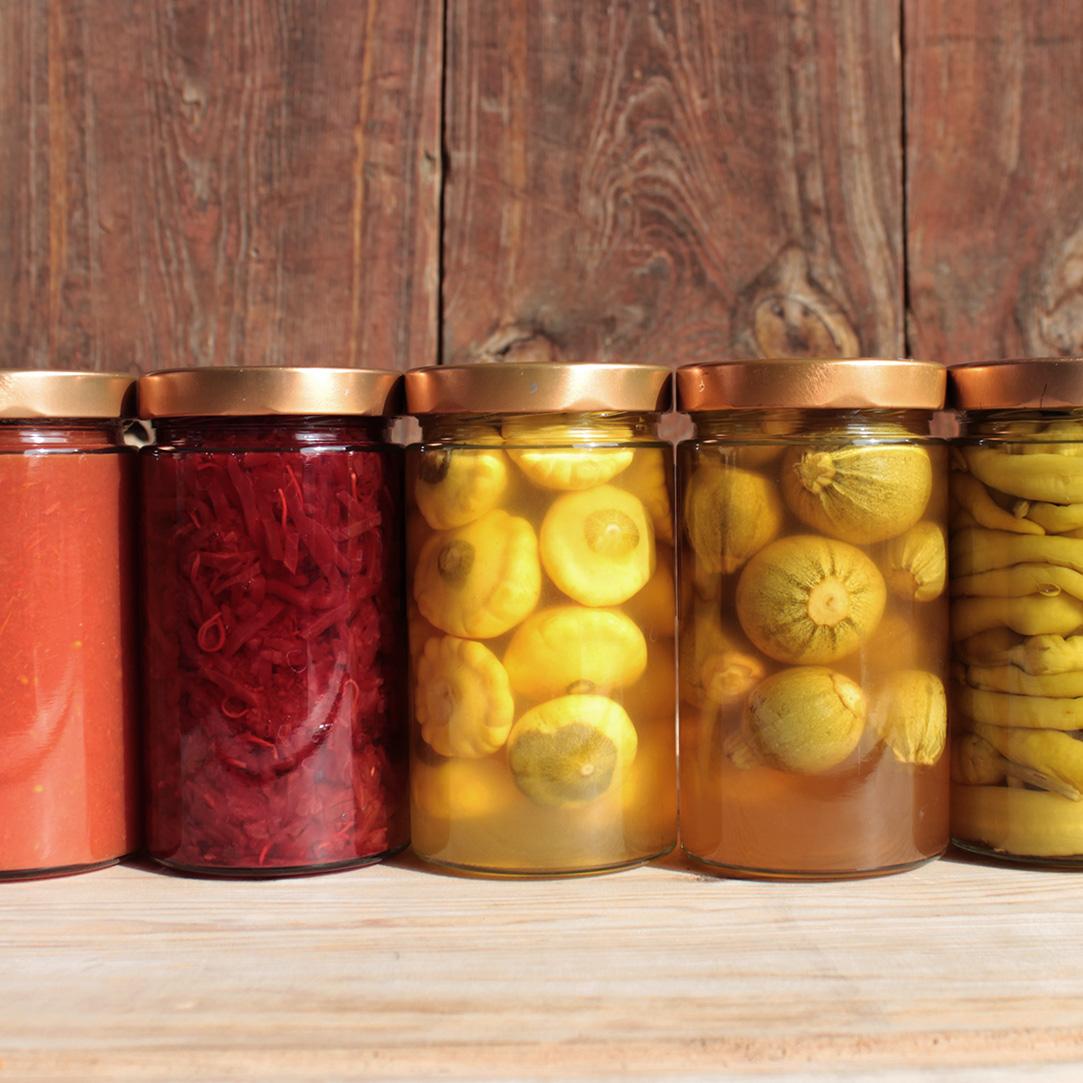 BIO Obst und Gemüseprodukte